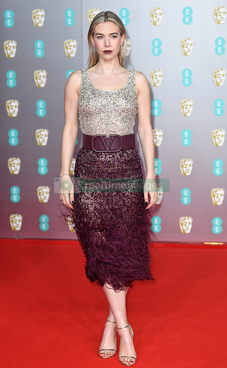 Vanessa Kirby attending the 73rd British Academy Film Awards held at the Royal Albert Hall, London. Photo credit should read: Doug Peters/EMPICS Entertainment