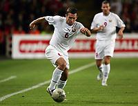 Fotball<br /> VM-kvalifisering<br /> Norge v Hviterussland<br /> Ullevaal stadion<br /> 8. september 2004<br /> Foto: Digitalsport<br /> Sergei Gurwnko, Hviterussland