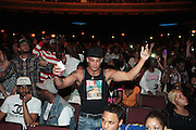 May 18, 2012 -New York, NY-United States:  Audience for Lil' Kim performance as part of her ' Return of the Queen Tour ' held at Paradise Theater on May 18, 2012 in the Bronx, NY. Consistently recognized as a trailblazing Female MC, Lil'Kim has been a member of the clic, Junior MAFIA, headed by the late Notorious B.I.G. and has released 3 RIAA certified platinum albums to date. (Photo by Terrence Jennings)