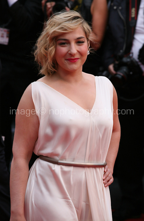 Marilou Berry at the gala screening of Jeune & Jolie at the 2013 Cannes Film Festival 16th May 2013