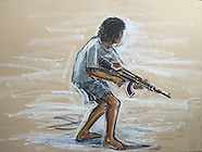 The second Tunisian gun man, Commission for Sunday Mail