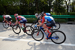 Lea Lin Teutenberg (GER) in the chase group at Tour of Chongming Island 2019 - Stage 1, a 102.7 km road race on Chongming Island, China on May 9, 2019. Photo by Sean Robinson/velofocus.com