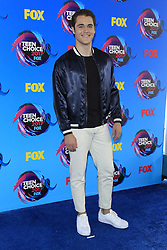 August 13, 2017 - Los Angeles, CA, USA - LOS ANGELES - AUG 13:  Charlie DePew at the Teen Choice Awards 2017 at the Galen Center on August 13, 2017 in Los Angeles, CA (Credit Image: © Kay Blake via ZUMA Wire)