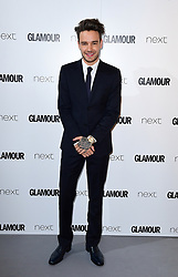 Liam Payne in the press room at the Glamour Women of the Year Awards 2017, Berkeley Square Gardens, London.