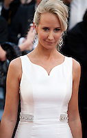 Lady Victoria Hervey at the gala screening for the film Mal De Pierres (From the Land of the Moon) at the 69th Cannes Film Festival, Sunday 15th May 2016, Cannes, France. Photography: Doreen Kennedy
