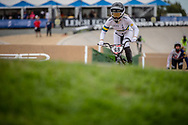 #68 (BUCHANAN Caroline) AUS at Round 2 of the 2020 UCI BMX Supercross World Cup in Shepparton, Australia.