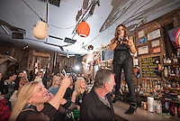 Singer Nicole Markson performed at Harlem Nights in New York on Thursday, November 3, 2016. / Russ DeSantis Photography and Video, LLC
