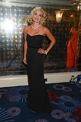British fine jewellery brand Boodles welcomed guests for the 2013 Boodles Boxing Ball in aid of Starlight Children's Foundation held at the Grosvenor House Hotel, Park Lane, London on 21st September 2013.<br /> Picture Shows:-KATHERINE JENKINS.<br /> <br /> Press release - https://www.dropbox.com/s/a3pygc5img14bxk/BBB_2013_press_release.pdf<br /> <br /> For Quotes  on the event call James Amos on 07747 615 003 or email jamesamos@boodles.com. For all other press enquiries please contact luciaroberts@boodles.com (0788 038 3003)