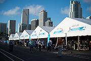 March 14, 2015 - FIA Formula E Miami EPrix: Formula E paddock atmosphere