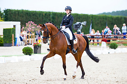 Kayleigh Buelens - Fifty Ways to Victory<br /> Flanders Dressage Event - Meerdonk 2019<br /> © Hippo Foto - Leanjo De Koster<br /> Kayleigh Buelens - Fifty Ways to Victory