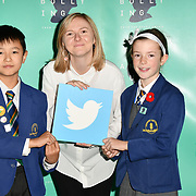 Katy Minshall attend The Diana Award anti-bullying week at Alexandra Palace on 12 November 2018, London, UK.