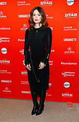 "Rose Byrne at the premiere of ""Juliet, Naked"" during the 2018 Sundance Film Festival held at the Eccles Center Theatre on January 19, 2018 in Park City, UT. 19 Jan 2018 Pictured: Rose Byrne. Photo credit: JPA / AFF-USA.COM / MEGA TheMegaAgency.com +1 888 505 6342"