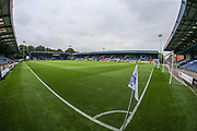 The Energy Check Stadium, the home of Bury FC during the EFL Sky Bet League 2 match between Bury and Forest Green Rovers at the JD Stadium, Bury, England on 18 August 2018.