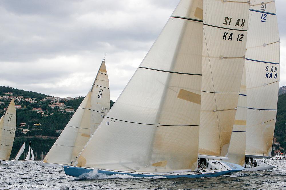 Kookaburra II KA12, voile, 12M, Jauge internationale,Régate Royales