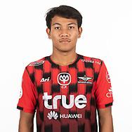 THAILAND - MARCH 06: Kritsada Nontharat #51 of True Bangkok United on March 06, 2019.<br /> .<br /> .<br /> .<br /> (Photo by: Naratip Golf Srisupab/SEALs Sports Images/MB Media Solutions)