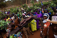 Catholics celebrate Easter in Yambio and the centennial celebration of the arrival of the first Italian Catholic missionaries in South Sudan. The Church has played a large role in both trying to establish peace talks to end the conflict, and also by taking care of thoose impacted by the LRA.