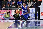 DESCRIZIONE : Campionato 2014/15 Serie A Beko Dinamo Banco di Sardegna Sassari - Acqua Vitasnella Cantu'<br /> GIOCATORE : Abass Awudu Abass<br /> CATEGORIA : Palleggio<br /> SQUADRA : Acqua Vitasnella Cantu'<br /> EVENTO : LegaBasket Serie A Beko 2014/2015<br /> GARA : Dinamo Banco di Sardegna Sassari - Acqua Vitasnella Cantu'<br /> DATA : 28/02/2015<br /> SPORT : Pallacanestro <br /> AUTORE : Agenzia Ciamillo-Castoria/L.Canu<br /> Galleria : LegaBasket Serie A Beko 2014/2015