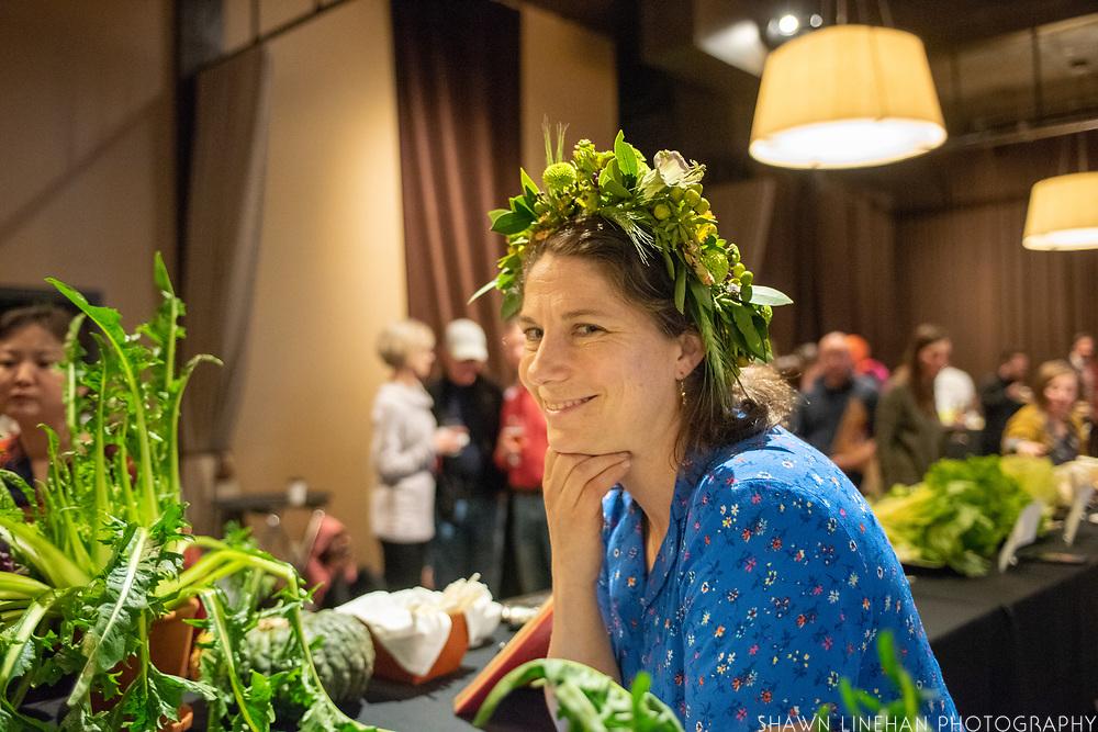 Siri of Local Roots Farm