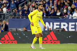 May 15, 2019 - Foxborough, MA, U.S. - FOXBOROUGH, MA - MAY 15: Chelsea FC midfielder Ruben Loftus-Cheek (12) during the Final Whistle on Hate match between the New England Revolution and Chelsea Football Club on May 15, 2019, at Gillette Stadium in Foxborough, Massachusetts. (Photo by Fred Kfoury III/Icon Sportswire) (Credit Image: © Fred Kfoury Iii/Icon SMI via ZUMA Press)