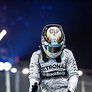 Formula 1 - Singapore Grand Prix 2014