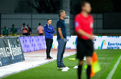 Sasa Gajser, assistant coach of NK Maribor during football match between NK Domzale and NK Maribor in 2nd Round of Prva liga Telekom Slovenije 2020/21, on August 30, 2020 in Športni park Domzale, Slovenia. Photo by Vid Ponikvar / Sportida