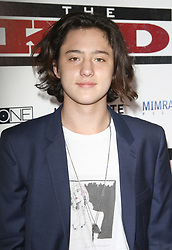 The Kid Premiere held The Arclight Cinemas in Hollywood, California on 3/6/19. 06 Mar 2019 Pictured: Jake Schur. Photo credit: River / MEGA TheMegaAgency.com +1 888 505 6342