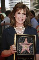 6/11/2008 Susan Saint James at her Hollywood Walk of Fame ceremony