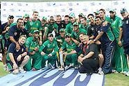 Cricket - SA v Pakistan