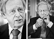 Frits Goldschmeding, oprichter en grootaandeelhouder uitzendbureau Randstad // Frits Goldschmeding, founder and major shareholder of Randstad employment agency.