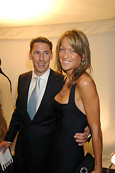 Property developer CHRIS CANDY and EMILY CROMPTON at the Berkeley Square End of Summer Ball in aid of the Prince's Trust held in Berkeley Square, London on 27th September 2007.<br /><br />NON EXCLUSIVE - WORLD RIGHTS