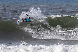 Dusty Payne of Hawaii advances in 1st to Round 3 from Round 2 Heat 14 of the Hawaiian Pro at Haleiwa, Oahu, Hawaii, USA