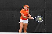 1/29/12 Women's Tennis vs South Florida