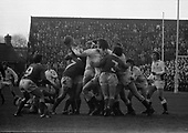 1973 - Rugby, Ireland v England at Lansdowne Road