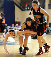 Gwynedd Mercy vs Council Rock South Girls Basketball