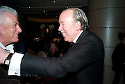 NICKY HASLAM; PEPE FANJUL Graydon Carter hosts a dinner to celebrate the reopening og the American Bar at the Savoy.  Savoy Hotel, Strand. London. 28 October 2010. -DO NOT ARCHIVE-© Copyright Photograph by Dafydd Jones. 248 Clapham Rd. London SW9 0PZ. Tel 0207 820 0771. www.dafjones.com.