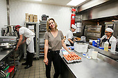 Karen Hatfield, Chef-Owner at Odys and Penelope.