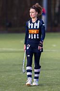 BILTHOVEN -  Hoofdklasse competitiewedstrijd dames, SCHC v hdm, seizoen 2020-2021.<br /> Foto: Eva van 't Hoog (hdm)