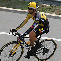 ANDERMATT (SUI) CYCLING<br /> Tour de Suisse stage 7<br /> <br /> Christoph Pfingsten (Germany / Team Jumbo - Visma)