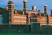 Wormwood Scrubs Prison, London.