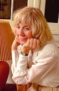 Woman age 59 looking thoughtful.  Minneapolis  Minnesota USA