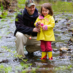 Spring Time in Reston, Trout Fishing and Racing  Northern Virginia