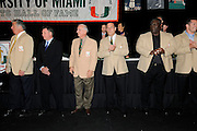 2009 University of Miami Sports Hall of Fame Induction Dinner