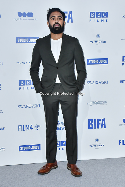 Himesh Pate attends the 22nd British Independent Film Awards at Old Billingsgate on December 01, 2019 in London, England.