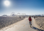 Santa Monica - Los Angeles, California.