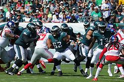 Philadelphia Eagles vs New York Giants at Lincoln Financial Field