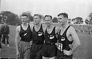Athletics International at Santry..17.07.1961