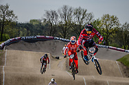 #92 (JASPERS Martijn) NED at the 2016 UCI BMX Supercross World Cup in Papendal, The Netherlands.