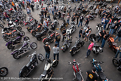 FXR annual custom show at the Crossroads area of the Buffalo Chip during the Sturgis Black Hills Motorcycle Rally. Sturgis, SD, USA. Sunday, August 4, 2019. Photography ©2019 Michael Lichter.