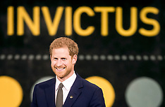 The Opening of the Invictus Games - 23 Sep 2017