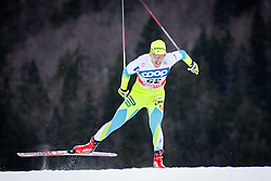 Klavzar Bostjan (SLO) during Man 1.2 km Free Sprint Qualification race at FIS Cross<br /> Country World Cup Planica 2016, on January 16, 2016 at Planica,Slovenia. Photo by Ziga Zupan / Sportida